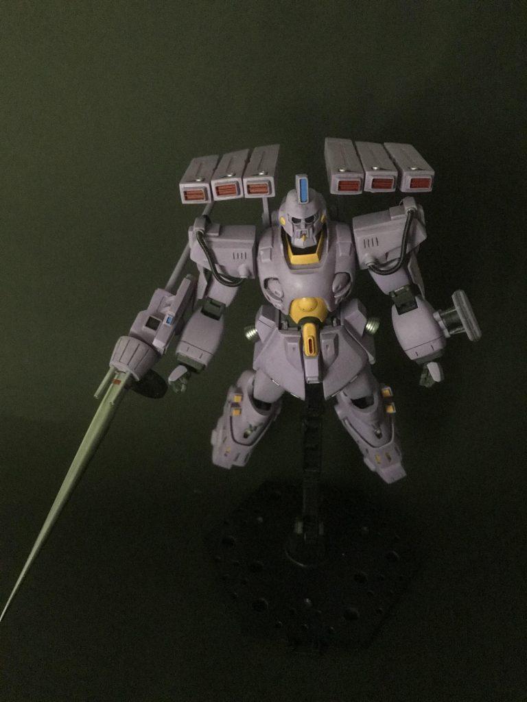 XM-04 ベルガ・ダラス 制作工程5