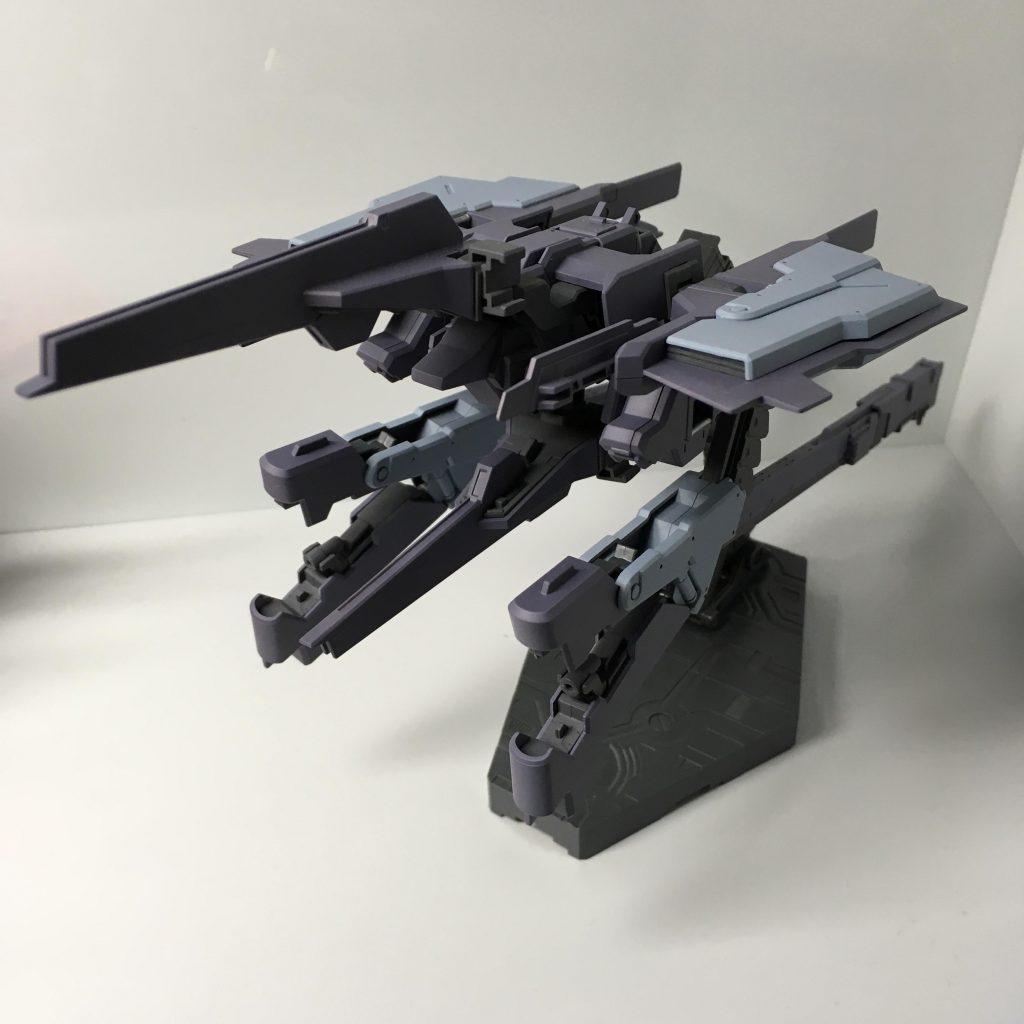 [TR-ハンブラビ]フルドド2機合体 アピールショット1