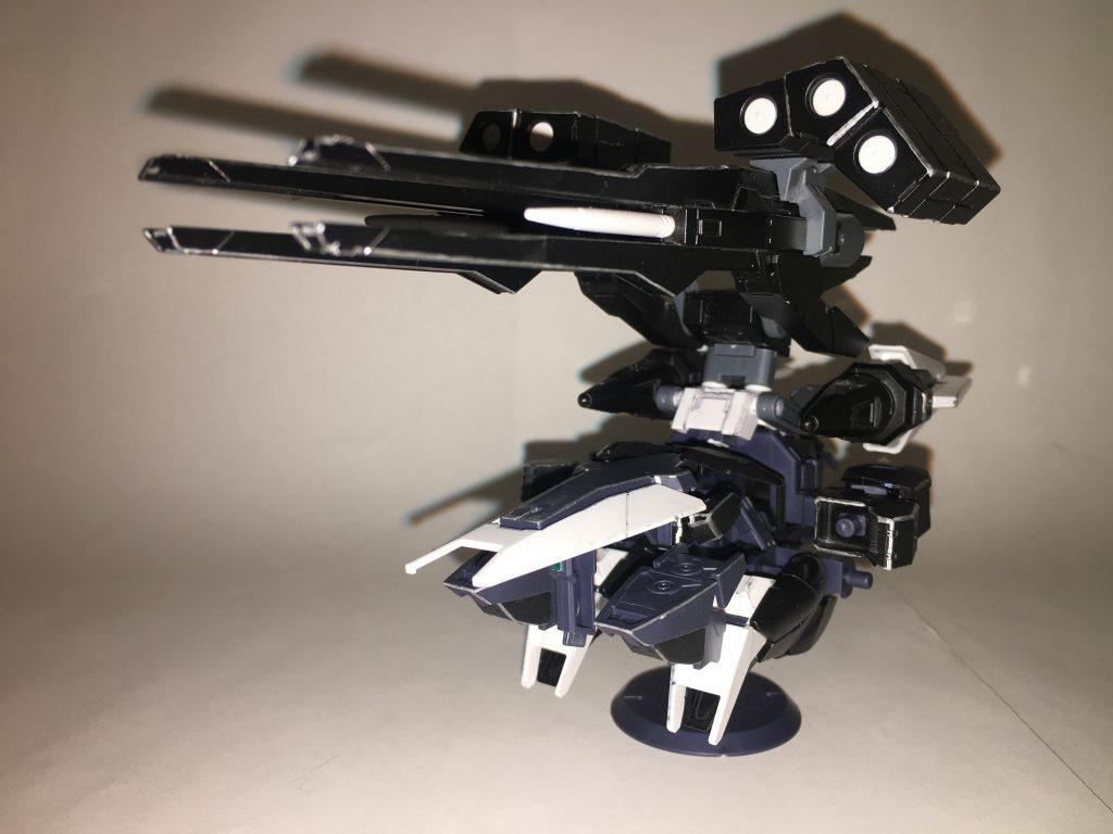 土星の戦士「プロトサタニクスガンダム」 制作工程2