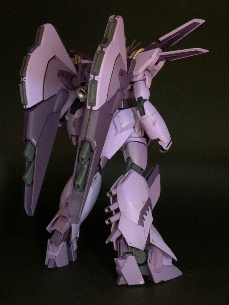 〜紫のビギナギナII〜 制作工程1