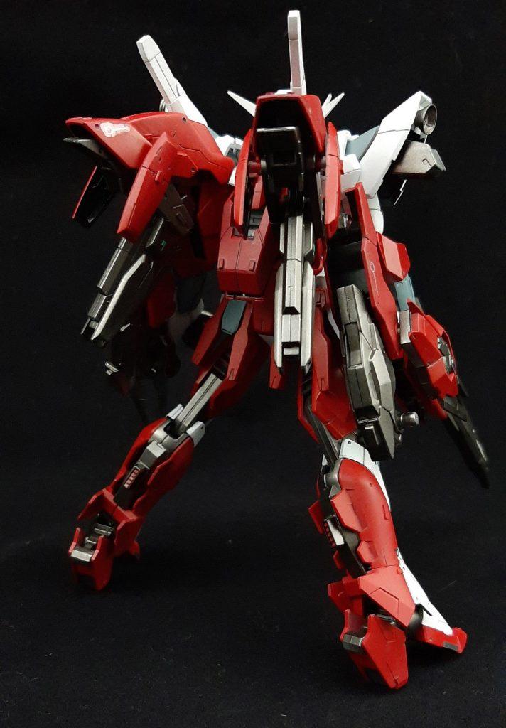 Reborns Gundam Custom アピールショット2