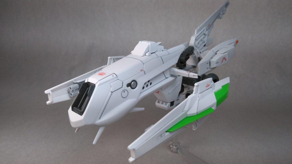 高速の小型MS!ホワイトクライン&ホワイトソニック アピールショット3
