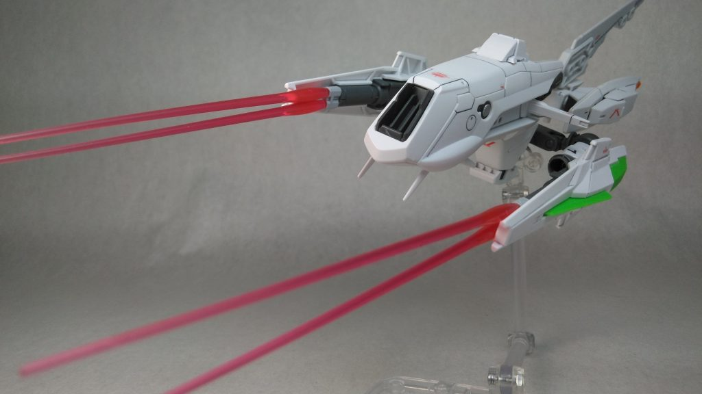高速の小型MS!ホワイトクライン&ホワイトソニック アピールショット5