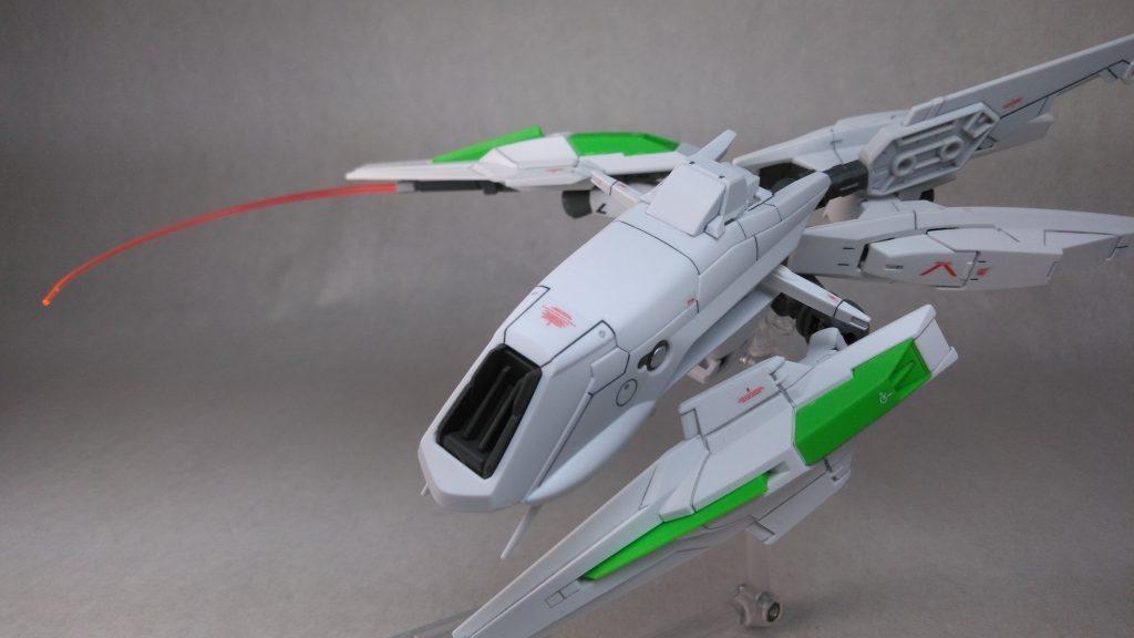 高速の小型MS!ホワイトクライン&ホワイトソニック アピールショット4