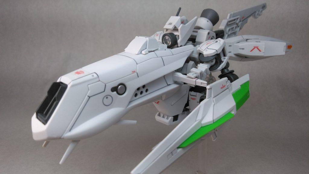 高速の小型MS!ホワイトクライン&ホワイトソニック アピールショット6