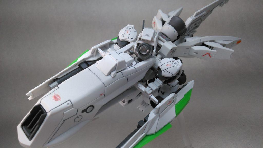 高速の小型MS!ホワイトクライン&ホワイトソニック アピールショット7