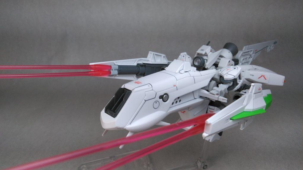高速の小型MS!ホワイトクライン&ホワイトソニック アピールショット8