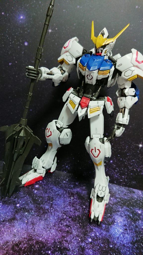 【MG】バルバトス アピールショット1