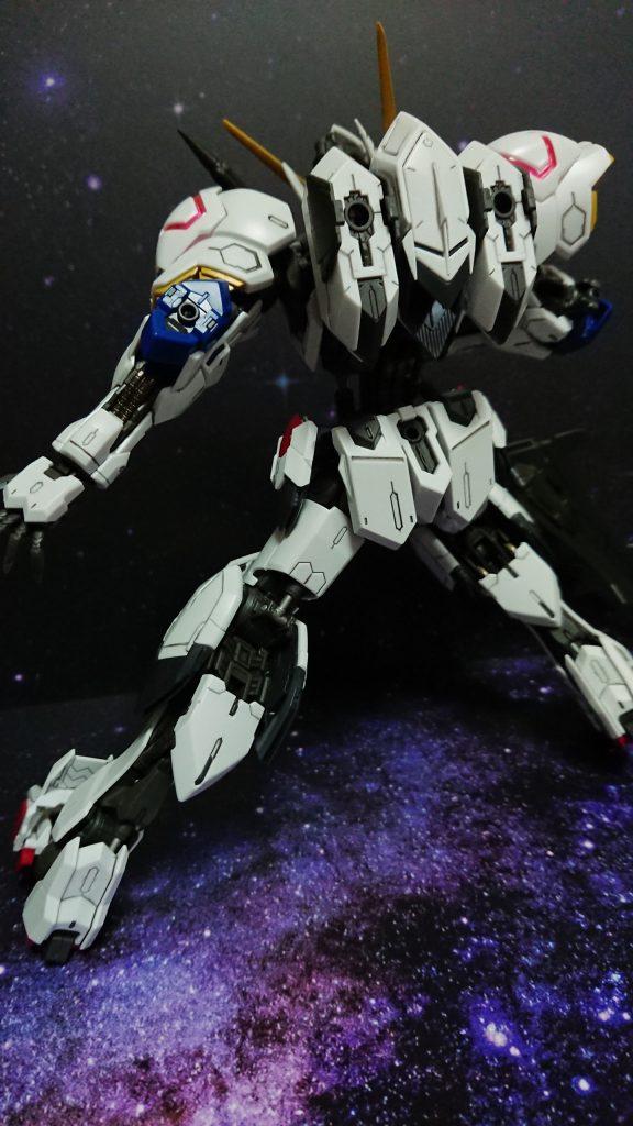 【MG】バルバトス アピールショット3