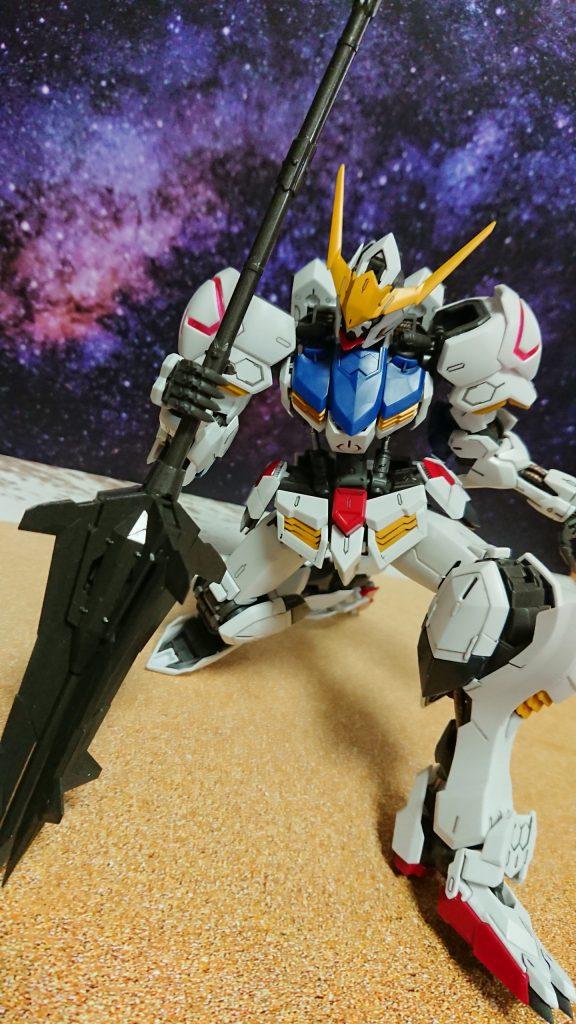 【MG】バルバトス アピールショット4