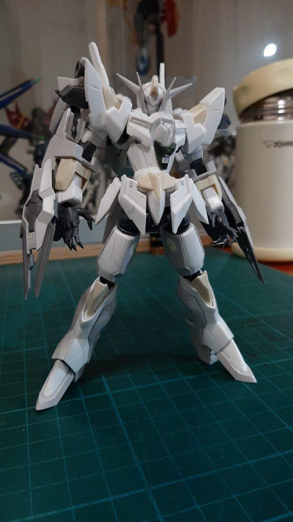 Reborns Gundam Custom 制作工程4