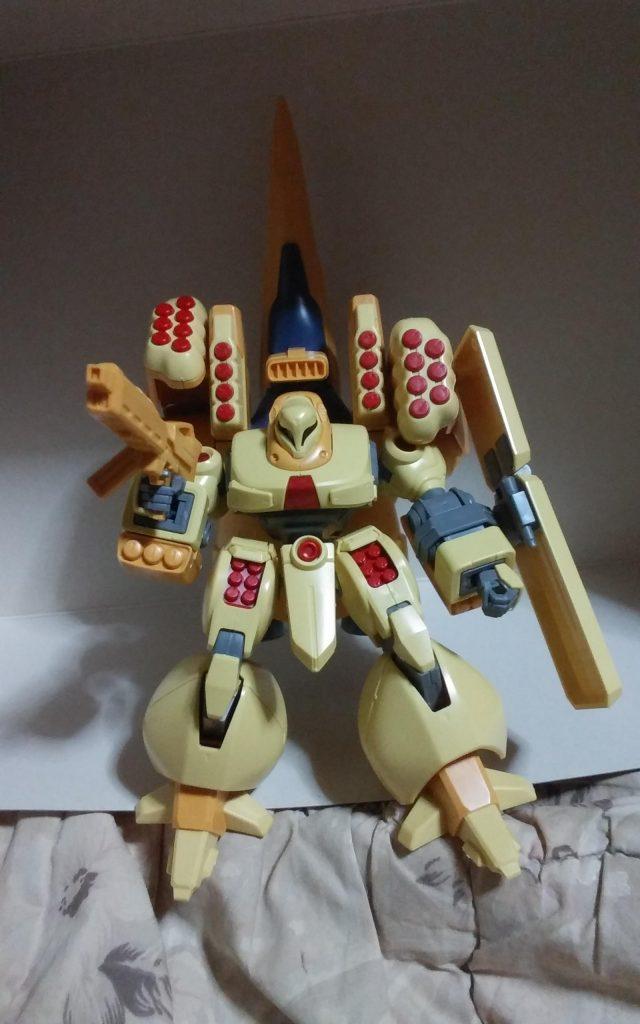 HGUCAMX-102ズサ アピールショット2
