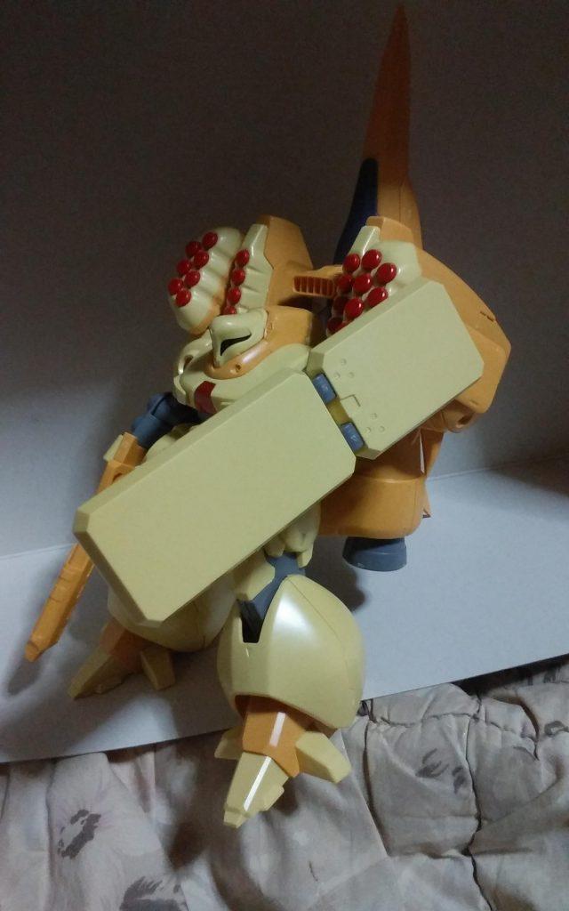 HGUCAMX-102ズサ アピールショット3