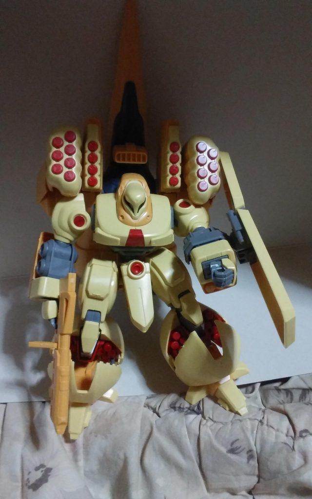 HGUCAMX-102ズサ アピールショット4