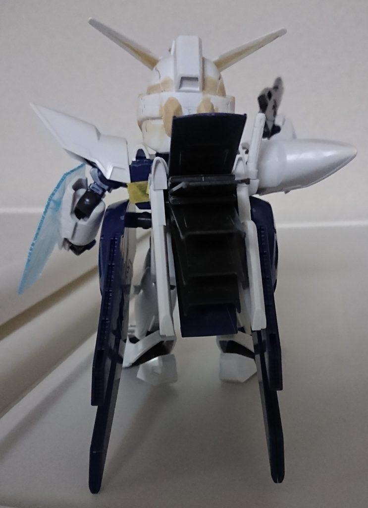 CS G-セイバー 無重力仕様 制作工程3
