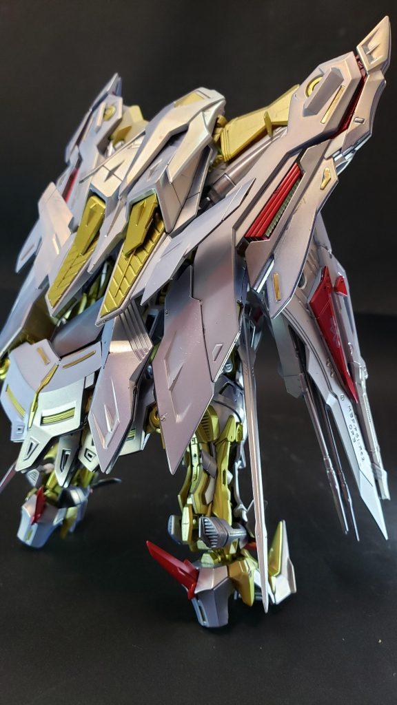 RG アストレイゴールドフレーム天ハナ アピールショット3