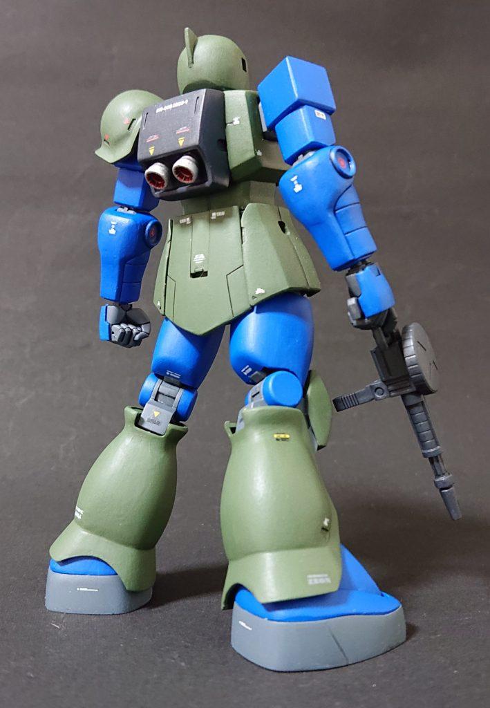 MS-05 ザク1 アピールショット1