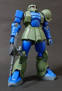 MS-05 ザク1