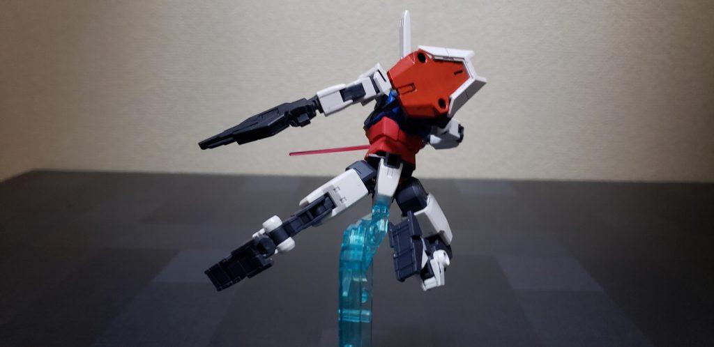 コアガンダム RX-78カラー アピールショット1