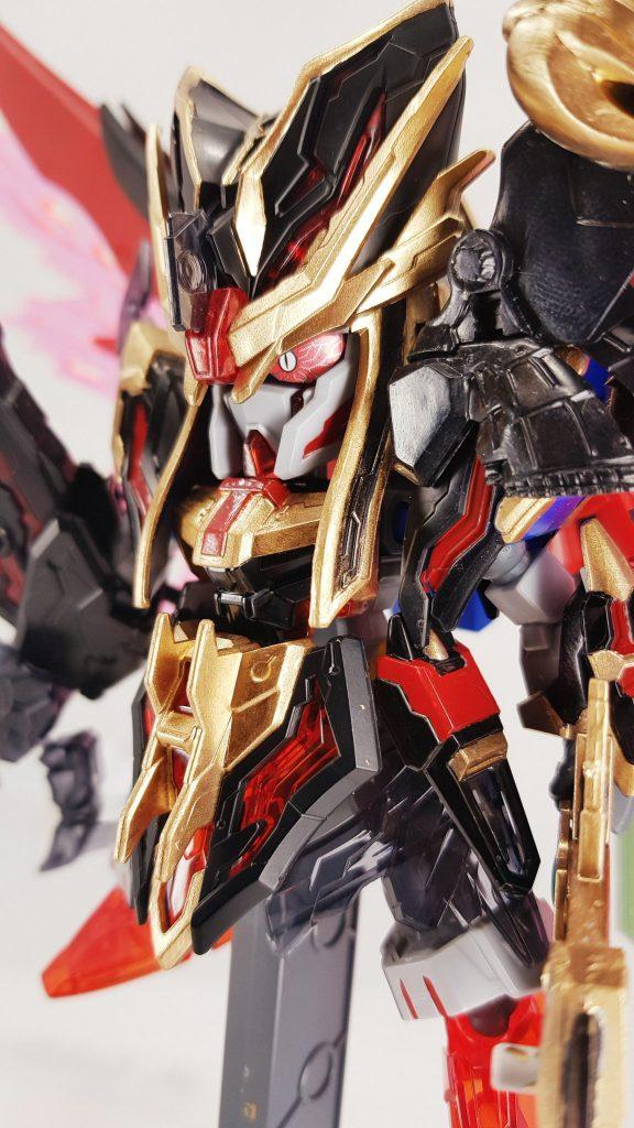 司馬懿 Destiny Gundam アピールショット1