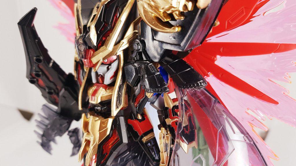 司馬懿 Destiny Gundam アピールショット2
