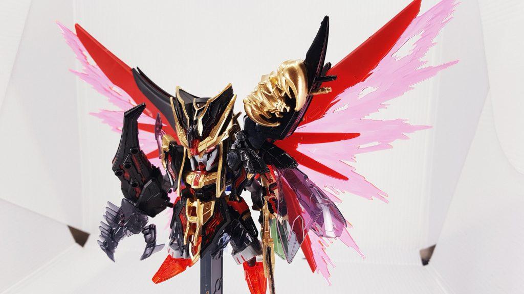 司馬懿 Destiny Gundam アピールショット3