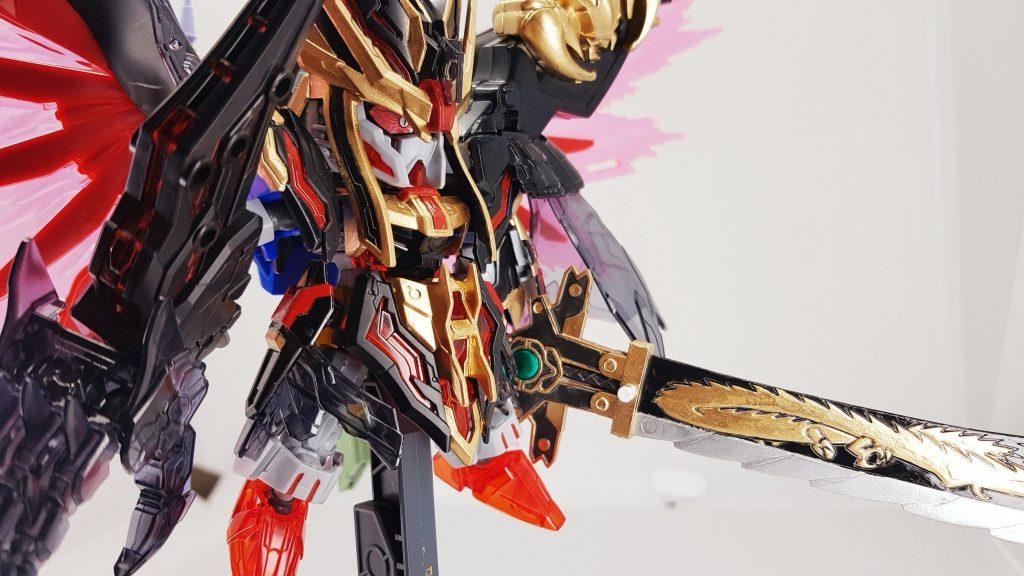 司馬懿 Destiny Gundam 制作工程1