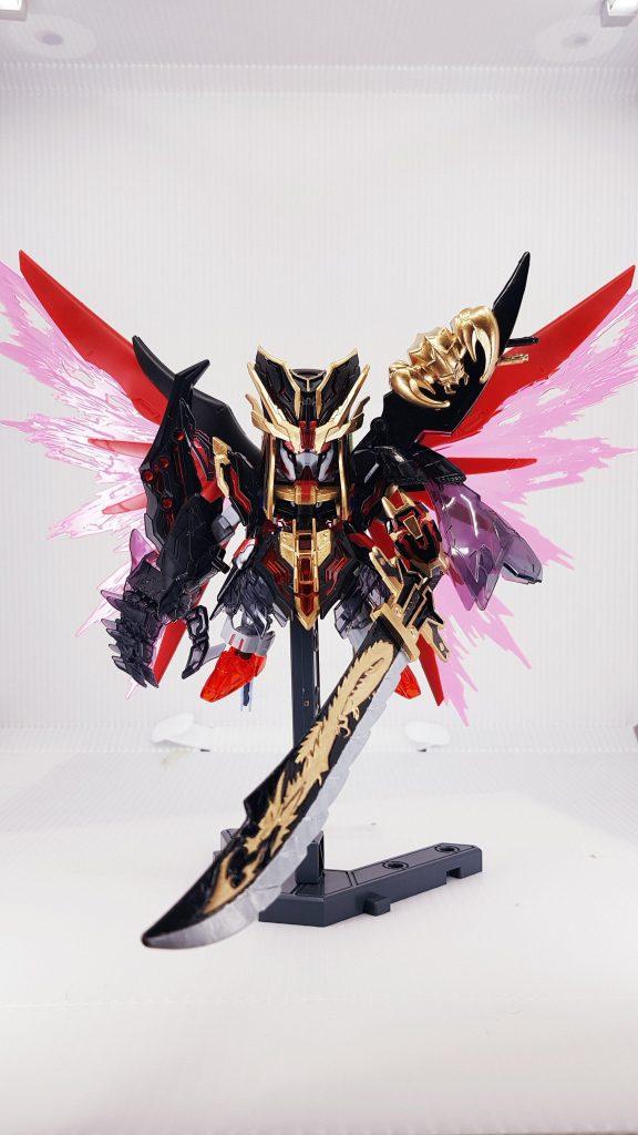 司馬懿 Destiny Gundam 制作工程2