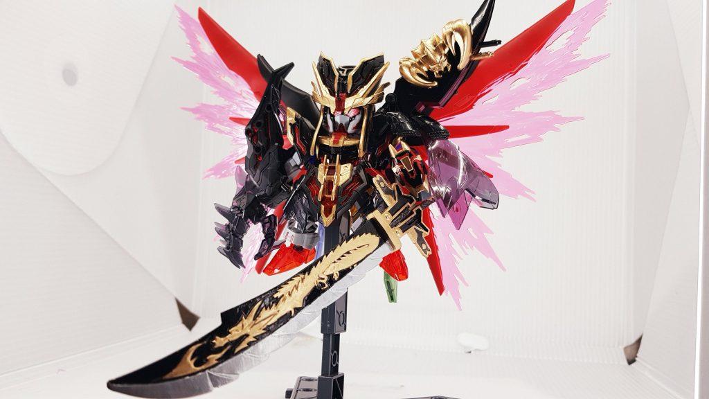 司馬懿 Destiny Gundam 制作工程3