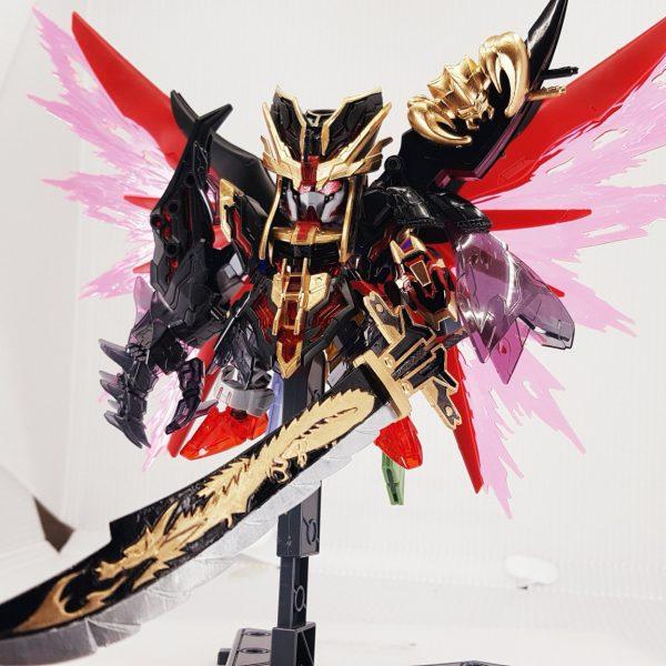 司馬懿 Destiny Gundam
