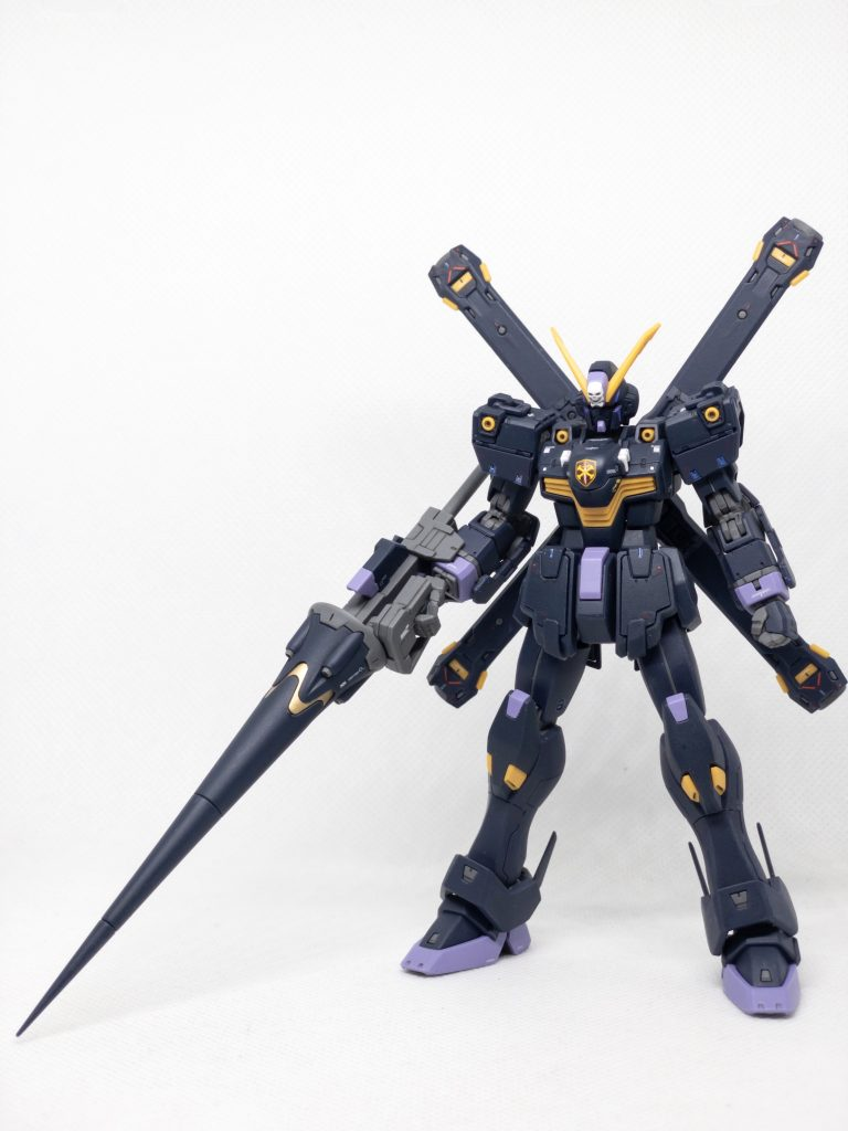 RG クロスボーン・ガンダムX2 アピールショット1
