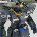 1/144 HGUC RX-78-6 GUNDAM G06 MUDROCK ガンダム6号機「マドロック」