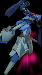 ギャプラン SkyColor:長距離弾道襲撃機