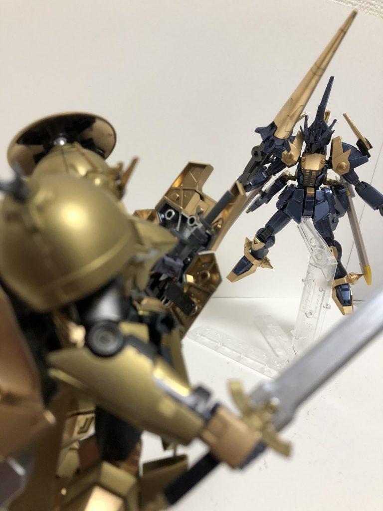 黒騎士ガンダムDN91 アピールショット4