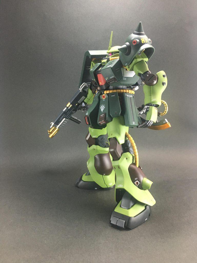 RE ザクⅡ改 アピールショット2