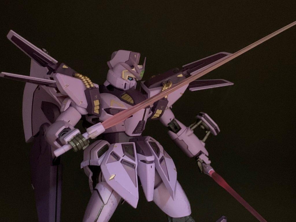 〜紫のビギナギナII〜 アピールショット2