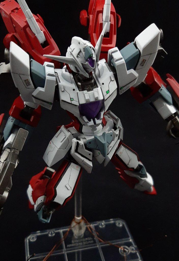 Reborns Gundam Custom アピールショット3