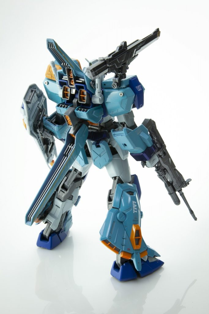 DUEL GUNDAM 【Assault Shroud】 アピールショット1