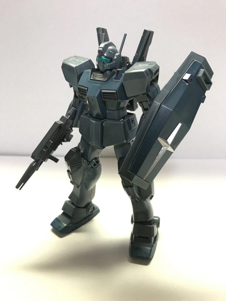 ジムIII護衛隊仕様 アピールショット1