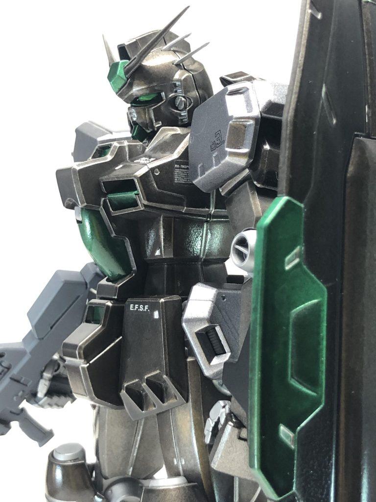 "GP03ステイメン""Ninja"" アピールショット2"