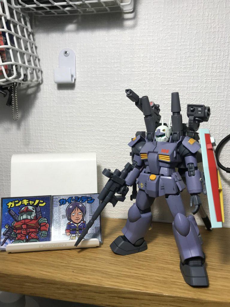 ガンキャノン〜徹底的にジオンを叩く仕様〜 アピールショット1