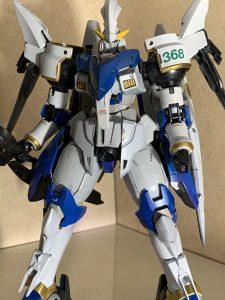 OZ-00MS SB  トールギス スターブラスト