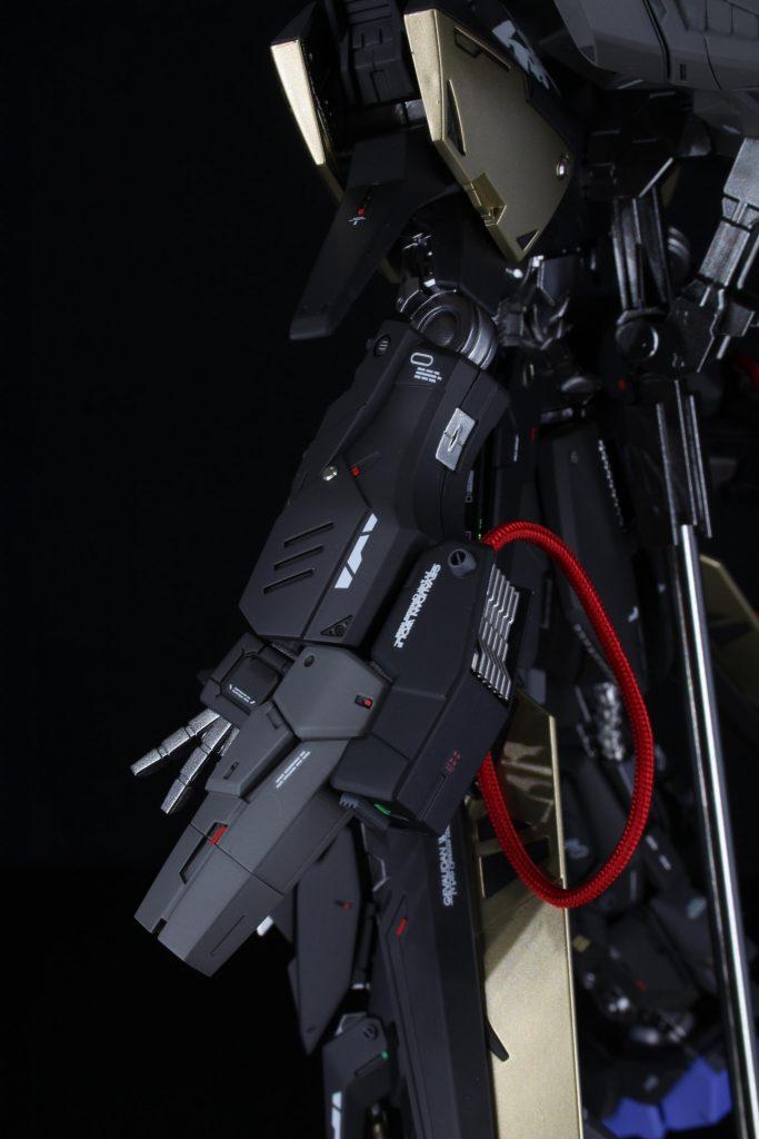 MG 百式壊 ~飛翔~ 制作工程3