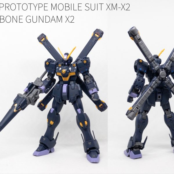 RG クロスボーン・ガンダムX2