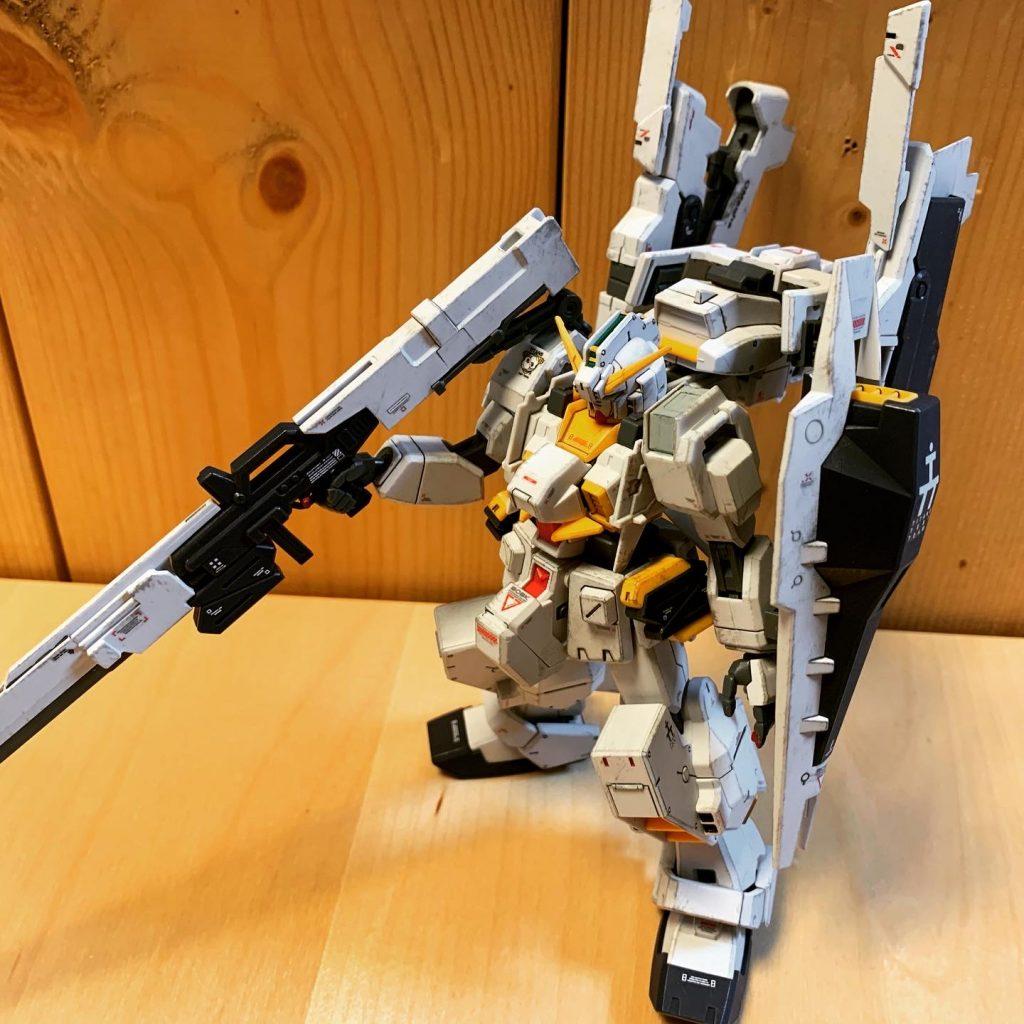 GUNDAM TR-1[HAZEL] アピールショット2