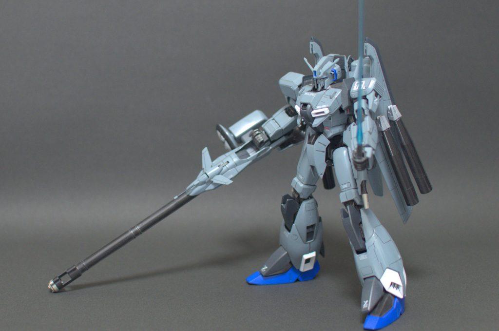 MG ゼータプラスC1 アピールショット4