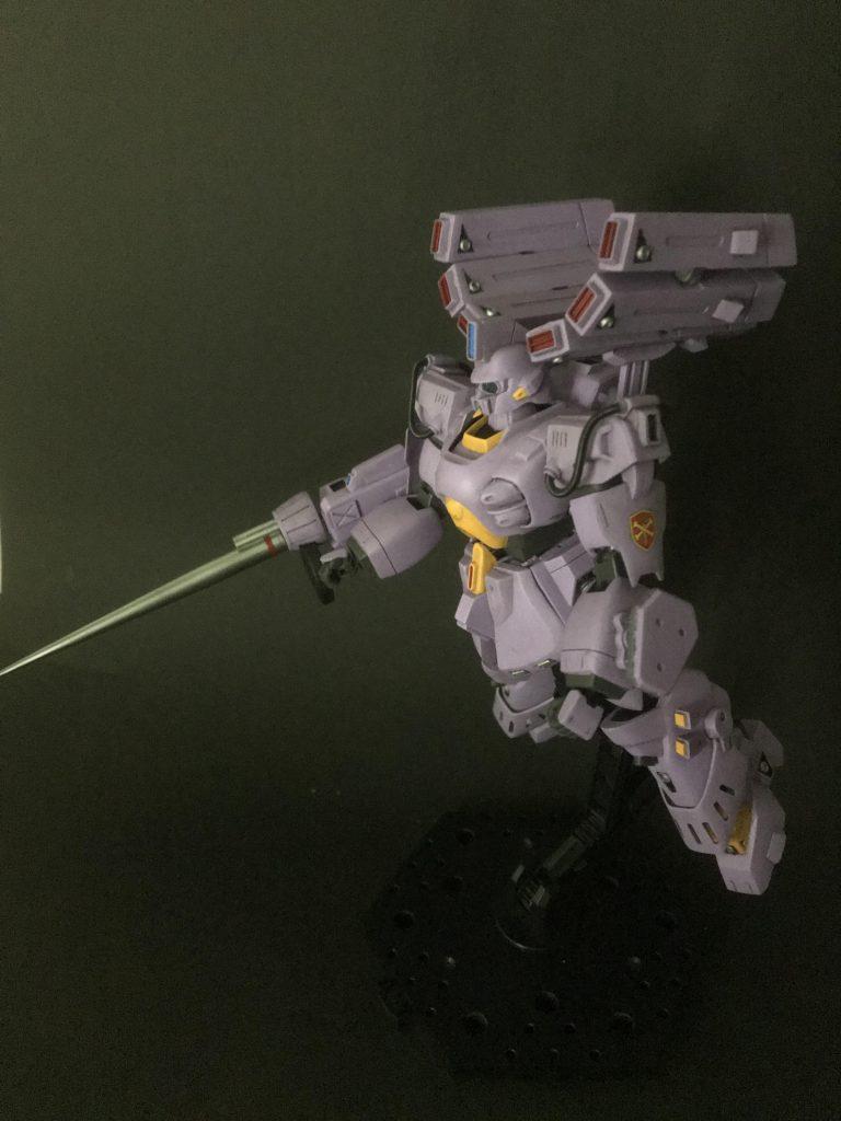XM-04 ベルガ・ダラス 制作工程6