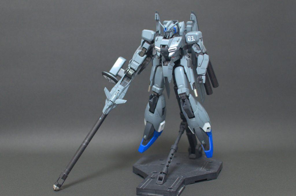 MG ゼータプラスC1 アピールショット5