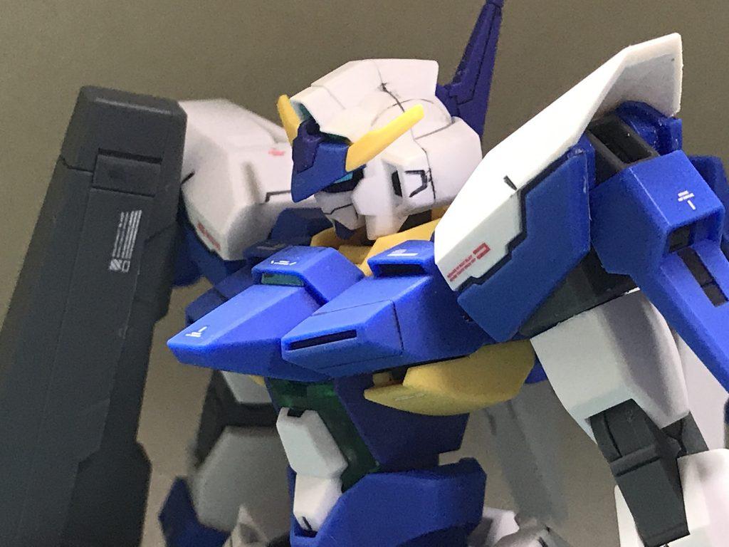 ガンダムAGE-FX アピールショット8