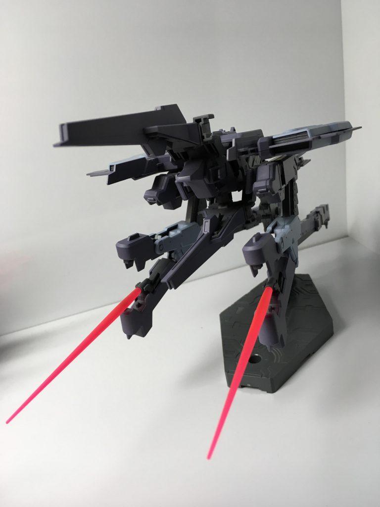 [TR-ハンブラビ]フルドド2機合体 アピールショット7